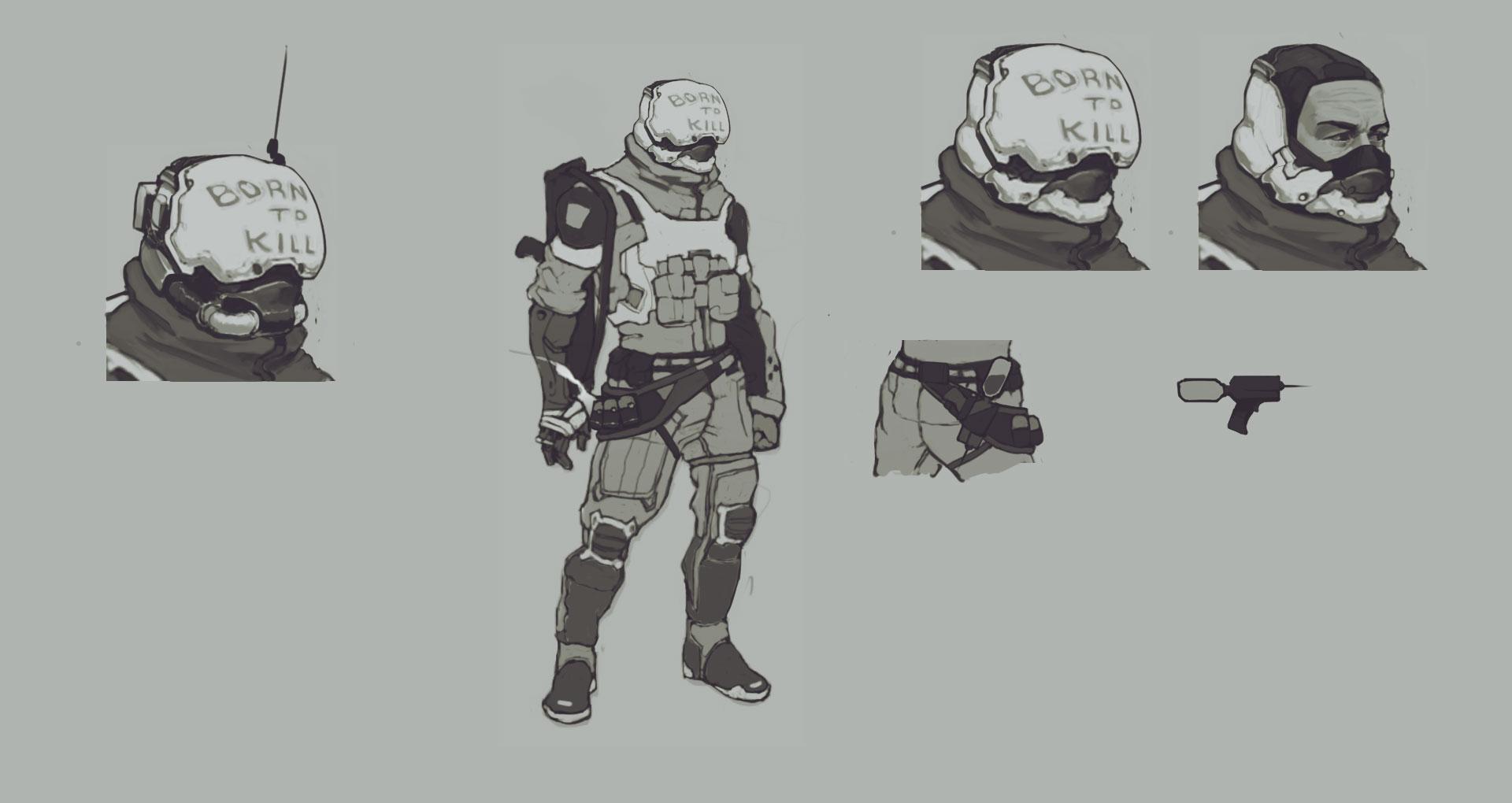 assault | Ищем 3D моделера