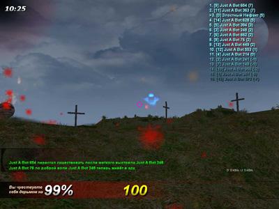 Шутер Свиборг - Гнум призрак | 3D китчЪ-шутер Свиборг: Первая Кроффь - Multiplayer. Теперь с PhysX!