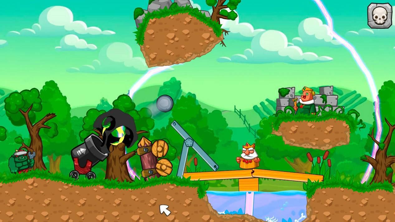 Siege Saga Screenshot