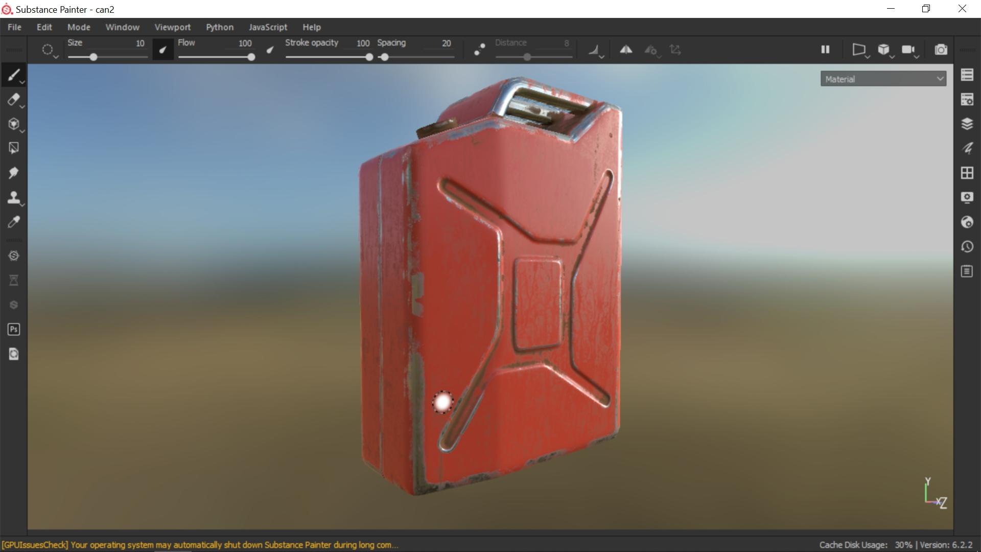 канистра | Состоялся релиз трехмерного WebGL движка Blend4Web