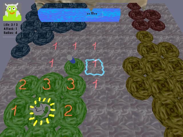 Скриншот к MINER   MINER.  (на конкурс ЭГ-3)