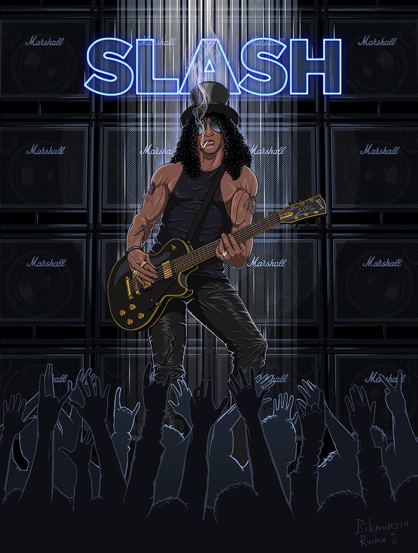 Slash | Мои почеркушки