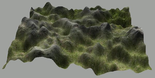Случайный ландшафт