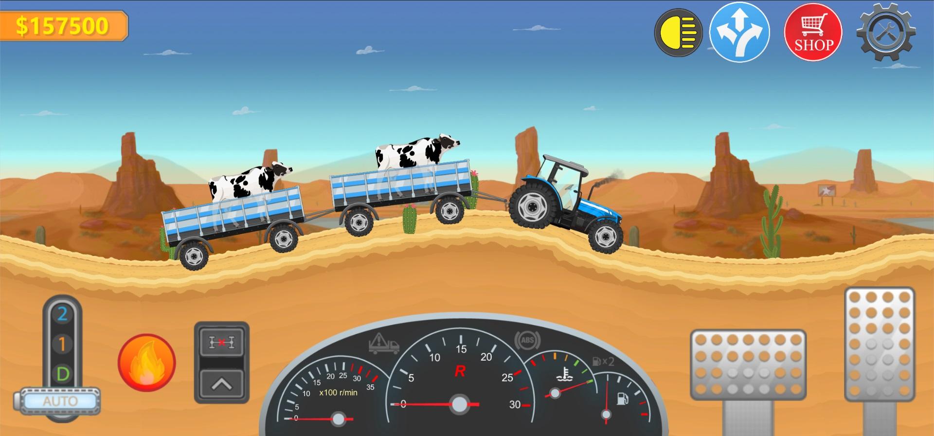 6 | Trucker Real Wheels - игра про грузоперевозки