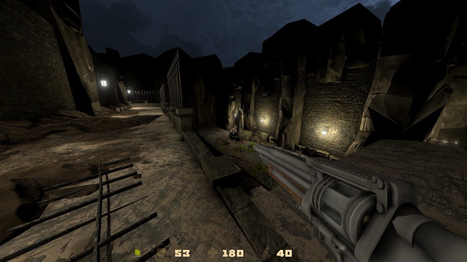 Monument Screenshot 12 | Monument [Oldschool FPS]