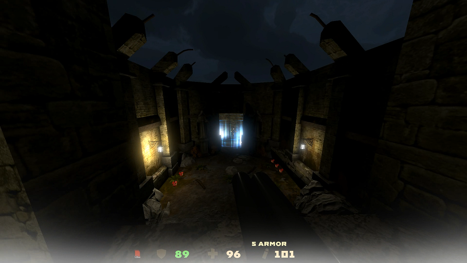 Monument Screenshot 15 | Monument [Oldschool FPS]