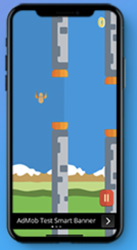 seofaggots | [iOS] Admob баннер iPhone X