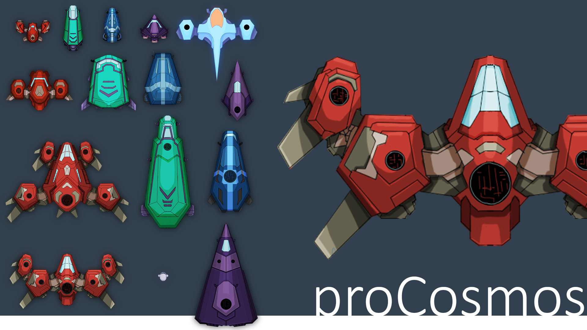 some Screen | proCosmos (2d)(android)(game maker)