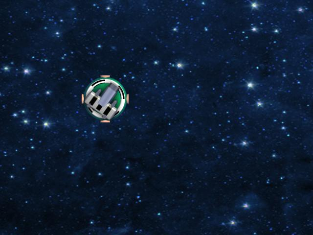 SpaceGame | UFO duel - Top-Down шутер на SR2D