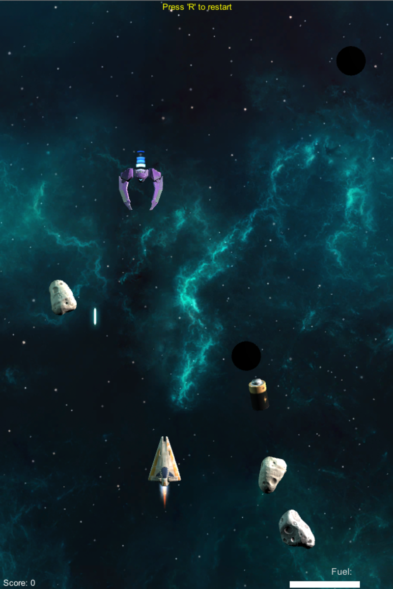 SpaceBattle   2D-Artist ( векторная графика )