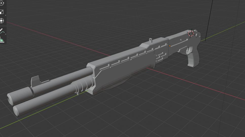 3 | Зацените мой SPAS-12 Shotgun и Sten Mk2