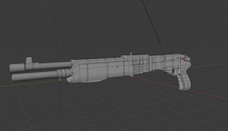 2 | Зацените мой SPAS-12 Shotgun и Sten Mk2