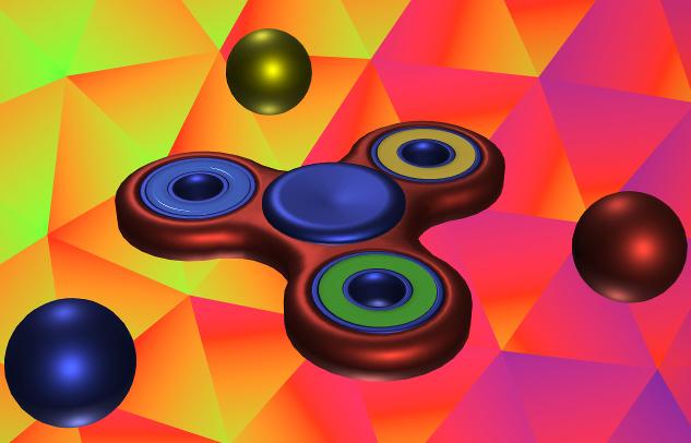 Verge3D Spinner
