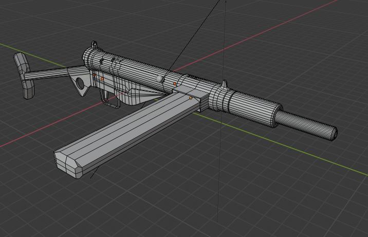 6 | Зацените мой SPAS-12 Shotgun и Sten Mk2