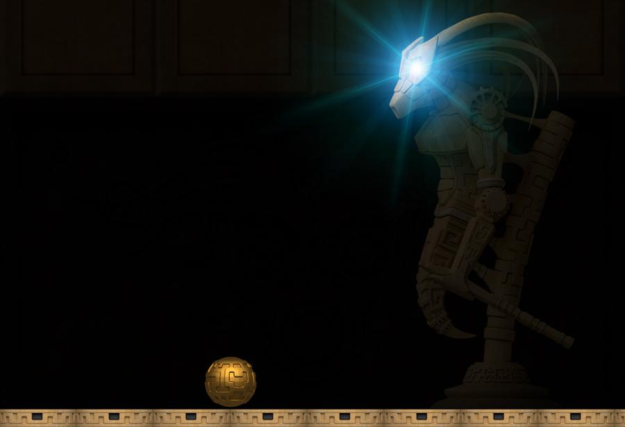 Прислужник | Кон Тикси Виракоча. Платформер-головоломка. Ищу аниматора для главного героя.