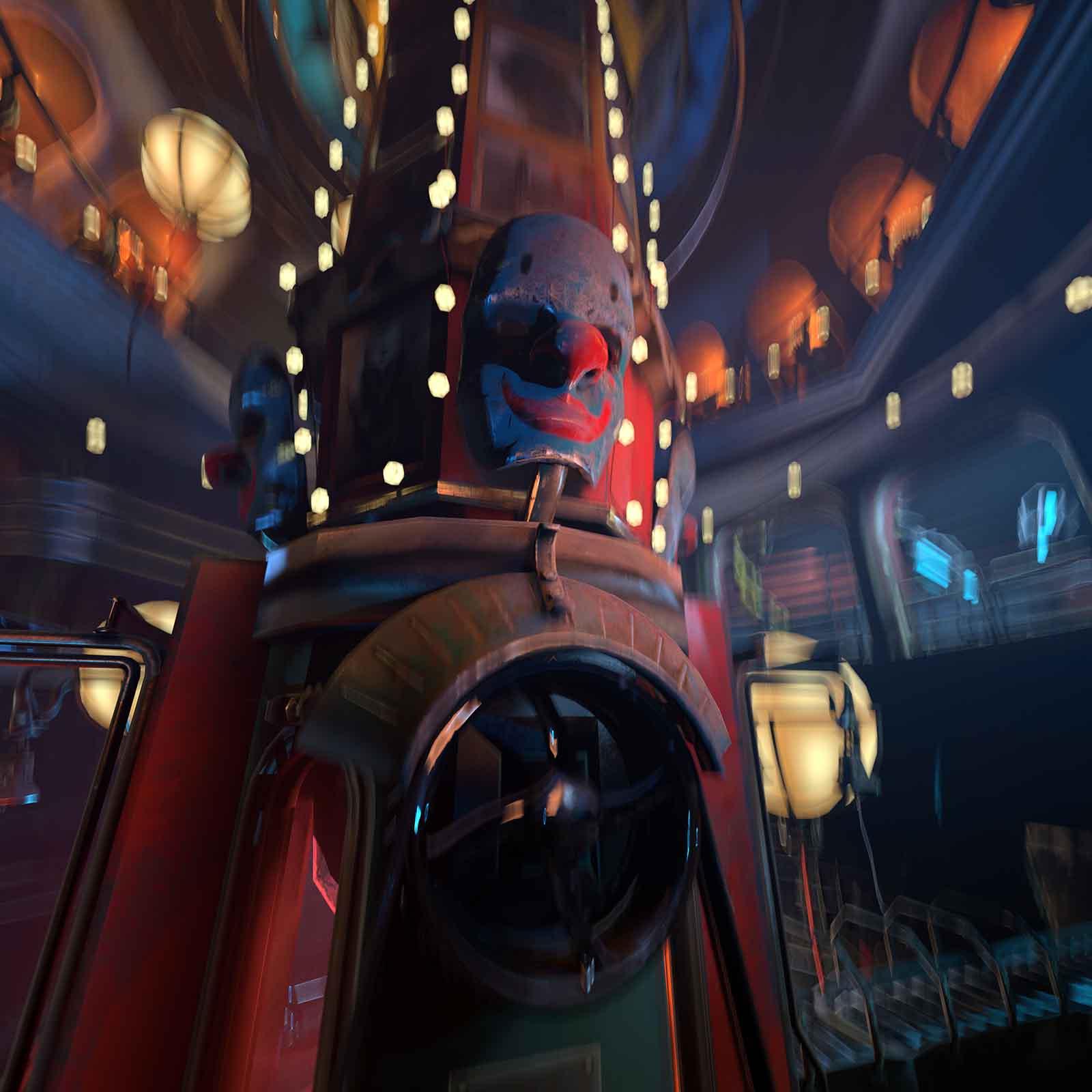 Основная игровая зона. VR-квест. | 3D Artist (удаленно)