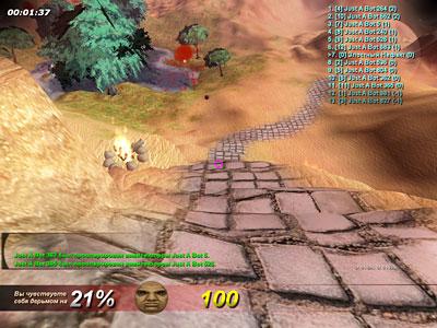 Свиборг Храм 01 | 3D китчЪ-шутер Свиборг: Первая Кроффь - Multiplayer. Теперь с PhysX!