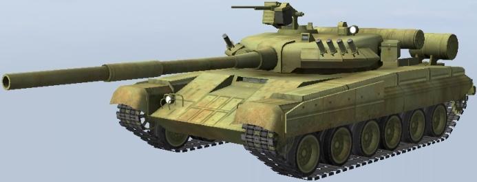 T-80 | Делимся моделями! :)