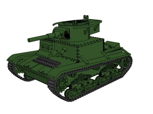 Wikked-26 | Модели Forpost D6 (для заценилок)