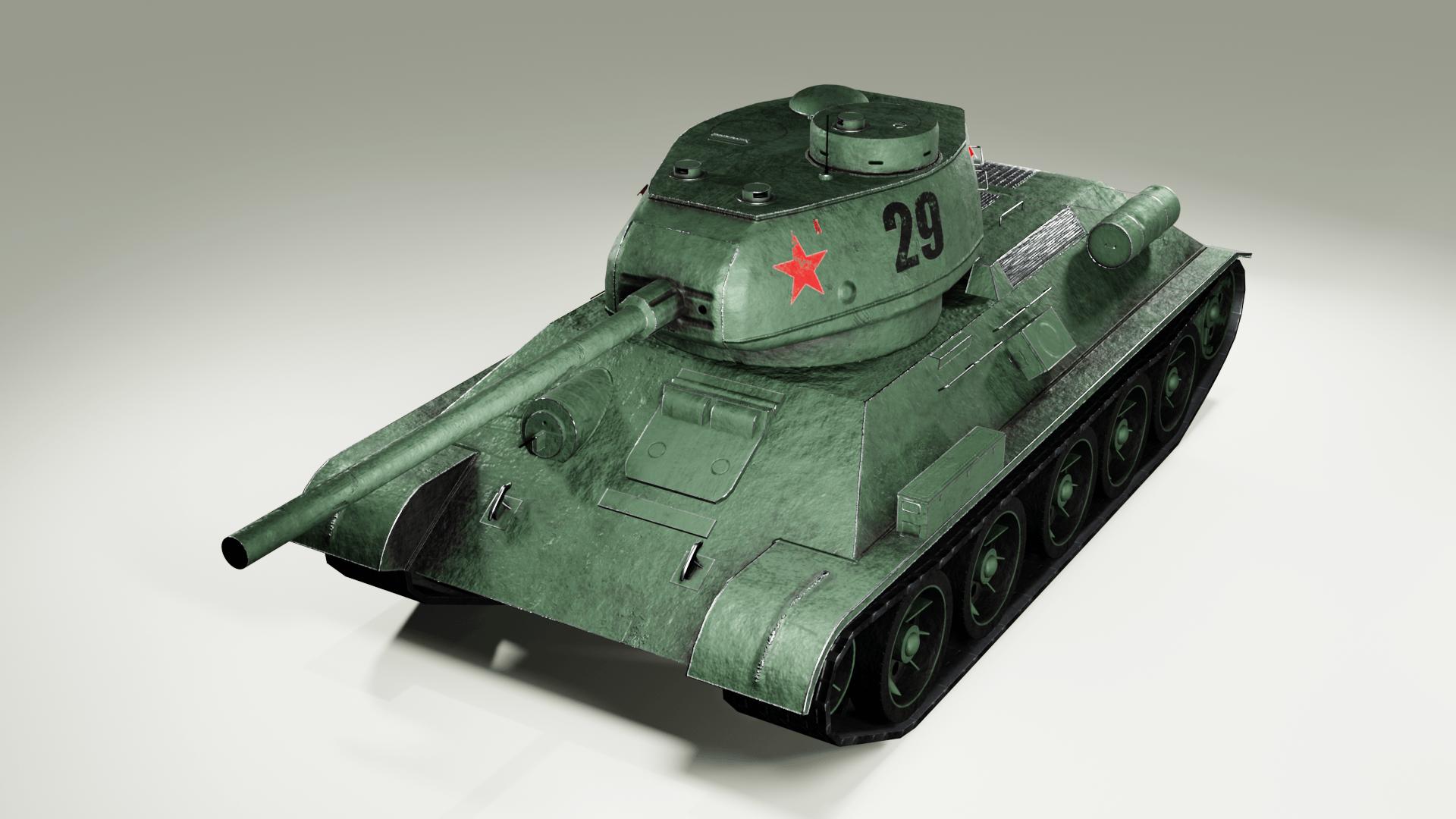 Tank3 (wecompress.com) | Т34