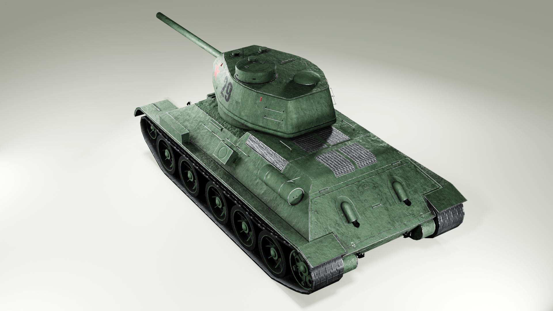 Tank4 (wecompress.com) | Т34