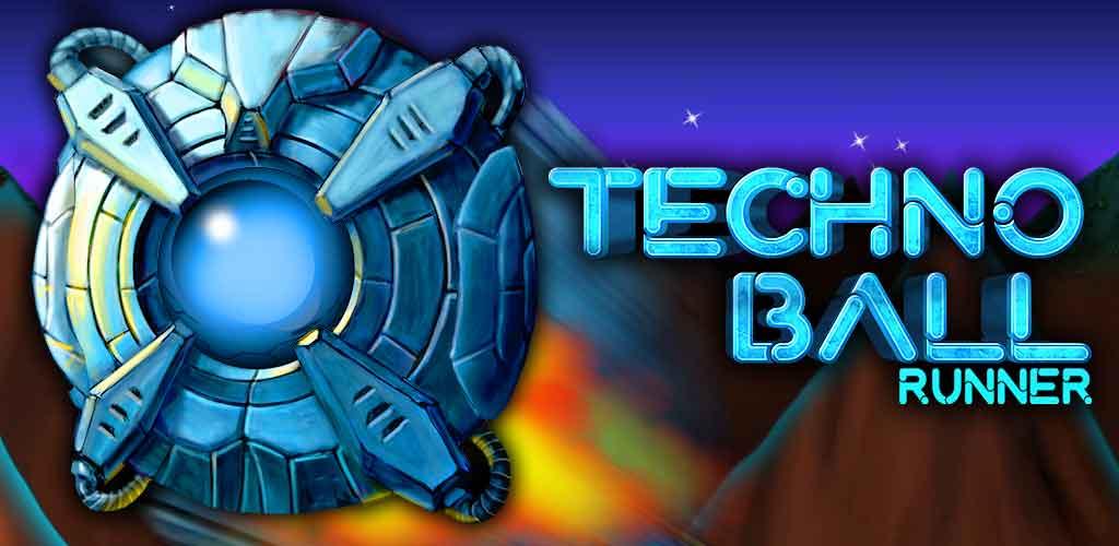 Technoball Промо | [Game][Free][Android] Technoball Runner [Релиз игры в Play Market] (дорабатывается)