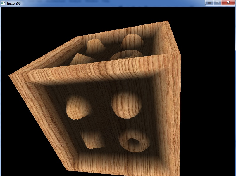 gl4_displacementmapping   Аппаратная тесселяция и displacement mapping в OpenGL