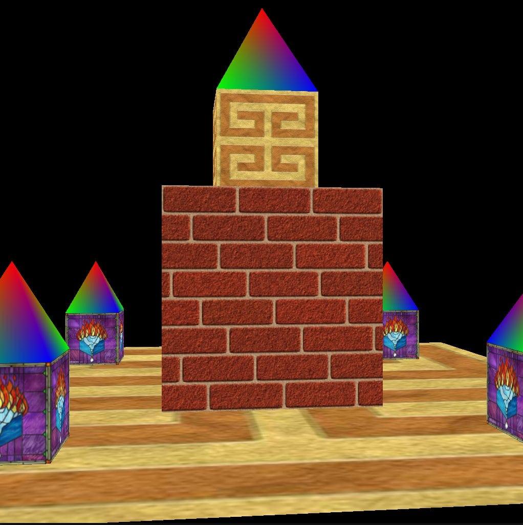 Textured3D | SIMD оптимизации