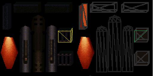 textured | Тестирование софт рендера Quake.