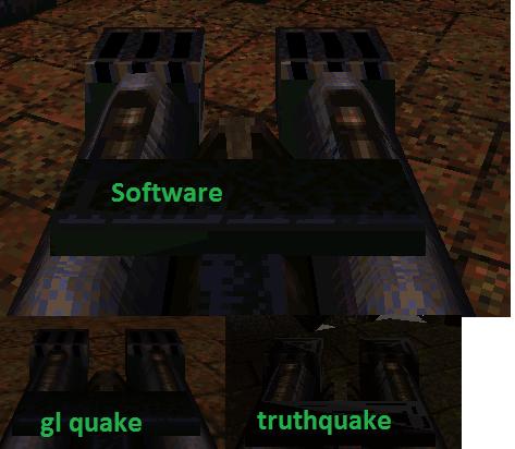 textured3 | Тестирование софт рендера Quake.