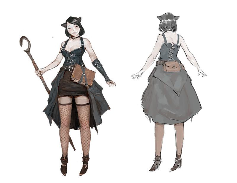 the-aodhan-   2D artist