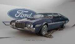 Ford Gran Torino Jet