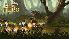 The Lost Hero Screen 1