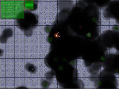 поле боя после схватки с боссом