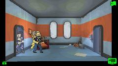 fallout shelter room