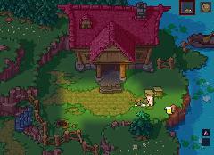 Pixel cave 1