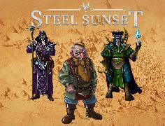 The Steel Sunset