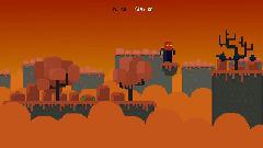 Pixel Man Scr2