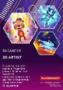 Senior 2D Artist - Playgendary - офис Минск - казуальная графика