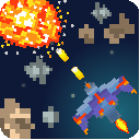 icon Space blast