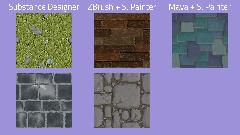 Witch Workshop - Tiles