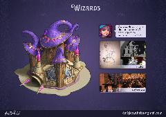 Волшебники - Объединение всех творческих профессий