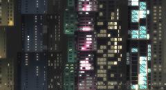 генератор киберпанк-города
