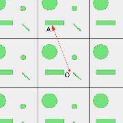 2d raycast example