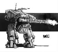 36) Assault Mech