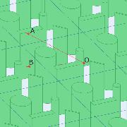 3d raycast example