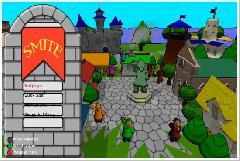 Smite - игра про гномов
