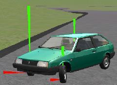 Пишем симулятор гонок