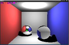 simple raytracing