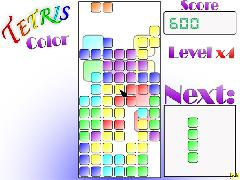 Tetris Color